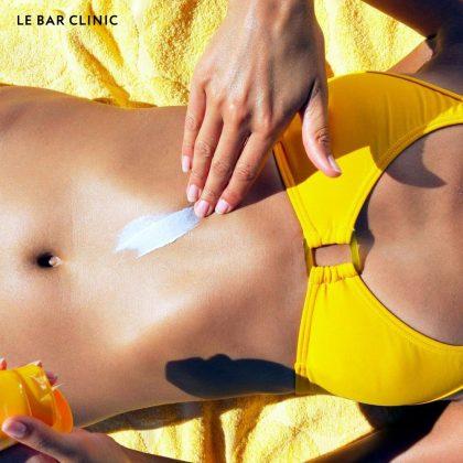 защита кожи летом